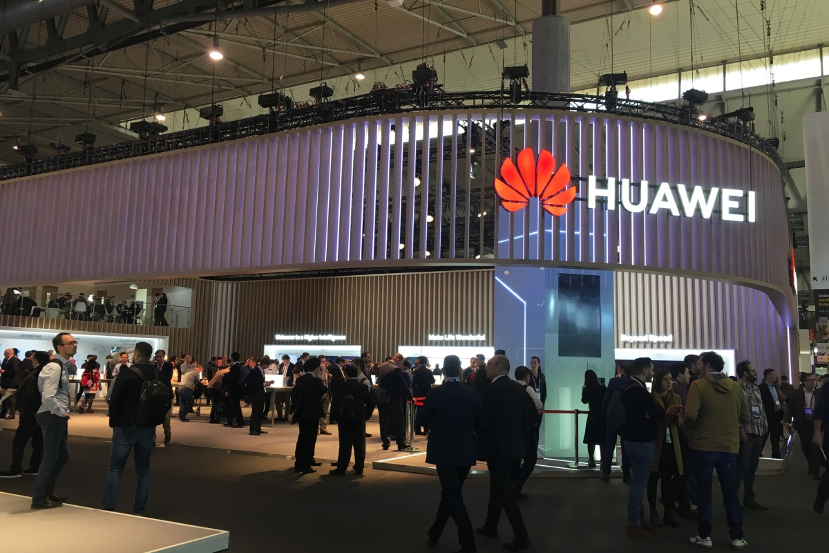 Huawei profits up 25% in 2018 but carrier business slows