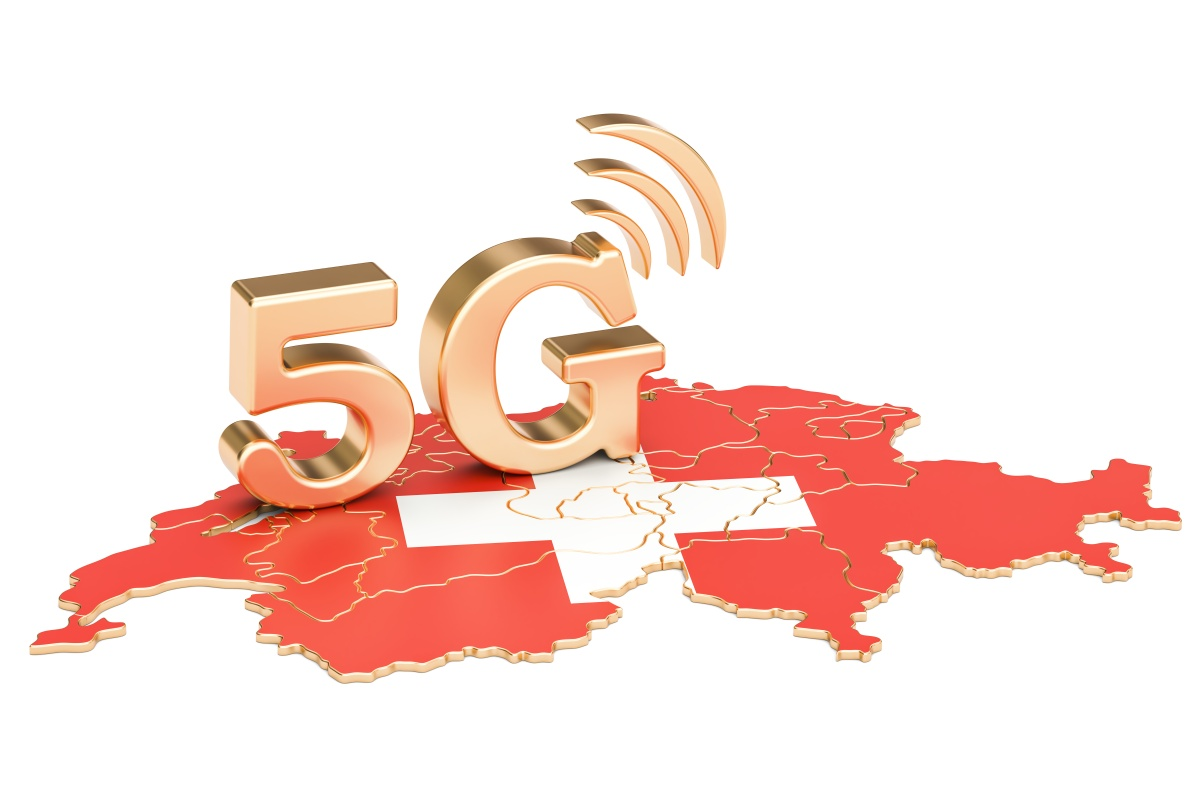 5G handsets to unlock commercial services on Swisscom's 5G