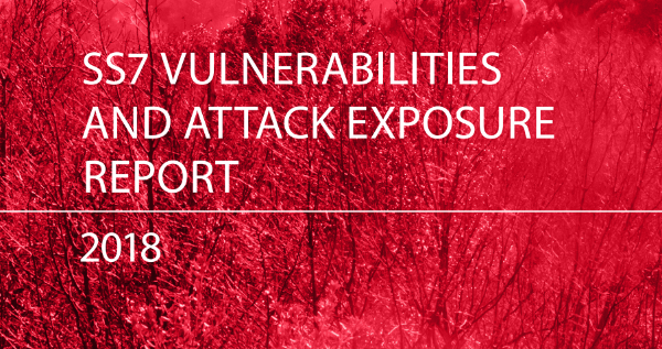 SS7 vulnerabilities and attack exposure report by Positive