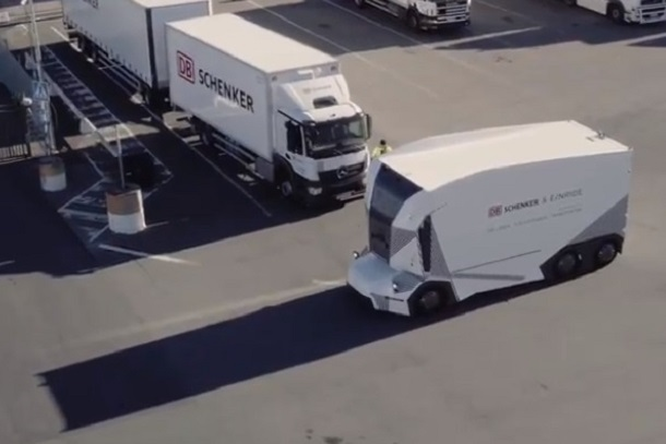 Telia rolls out smart logistics for trucking company