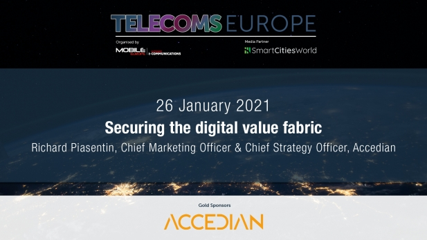 Telecoms Europe 2021 – Securing the digital value fabric, by Accedian