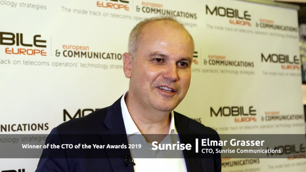 CTO of the Year 2019: Elmar Grasser