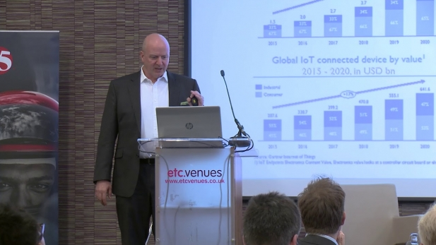 2018 IoT in Telecoms Conference – Capturing the connected consumer