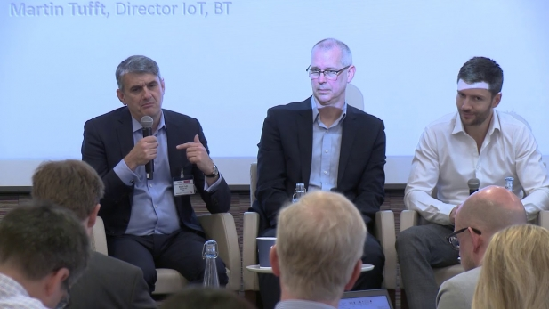 2018 IoT in Telecoms Conference – The enterprise IoT opportunity